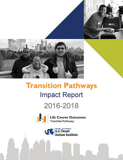 Cover of 2016-2018 Impact report