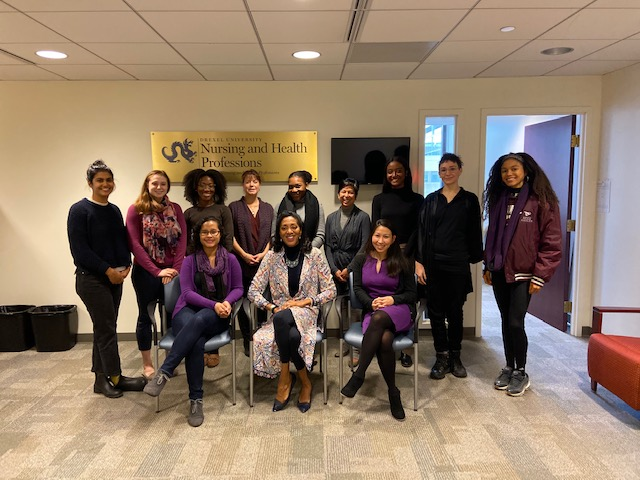 Diversity, Equity and Inclusion complete board 2019-2020 photo