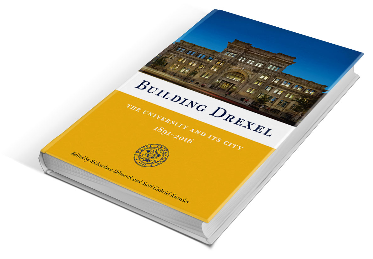 'Building Drexel' book