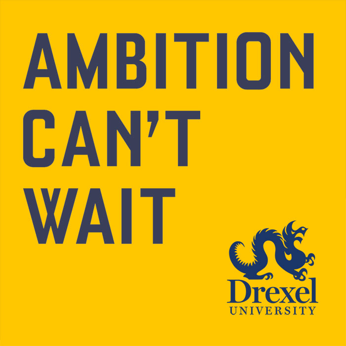 Ambition Can't Wait