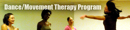 dance and movement therapy sub banner