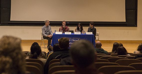 film screening panel