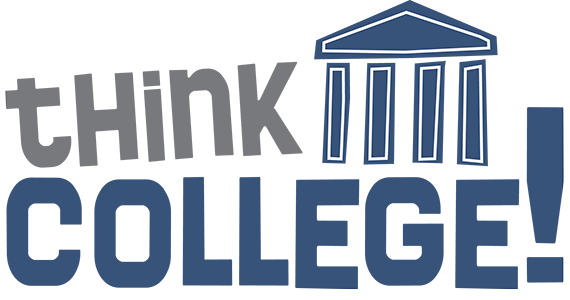 Think College logo