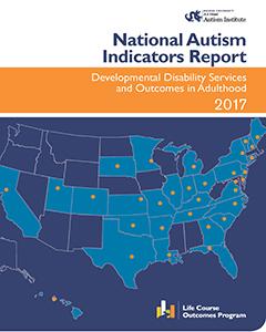2017 National Autism Indicators Report Cover