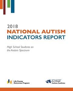 National Autism Indicators Report >> National Autism Indicators Reports Autism Outcomes