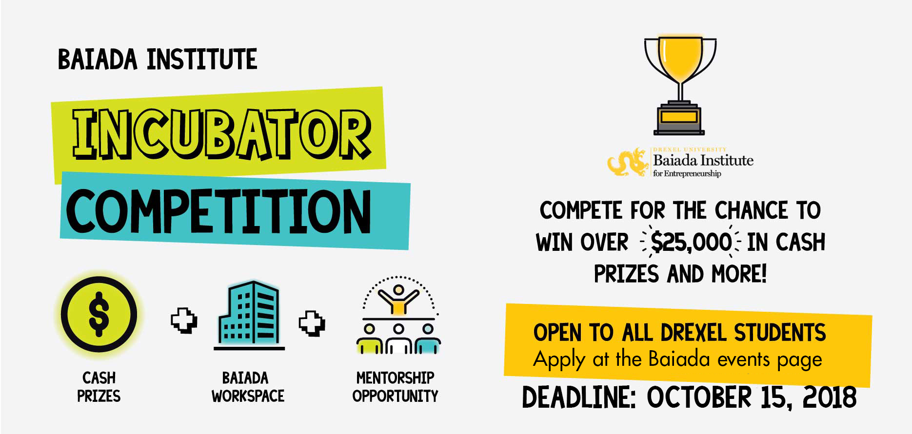 Incubator Competition
