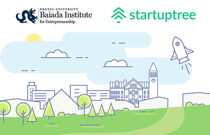 StartupTree | Baiada Institute | Drexel University