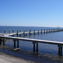 Dock at Barnegat Bay