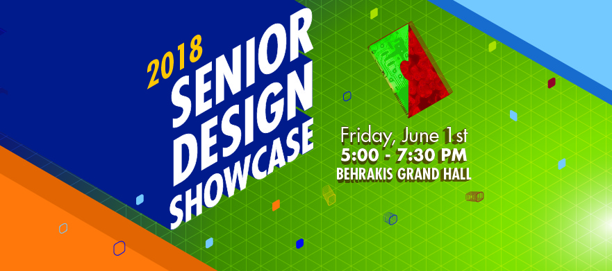 Senior Design Showcase 2018