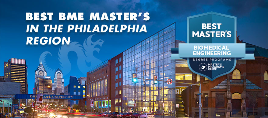 Best BME Master's in the Philadelphia Region