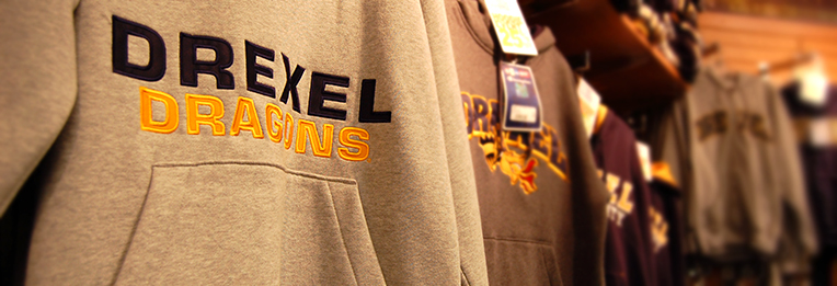 Drexel University Barnes & Noble Bookstore Merchandise