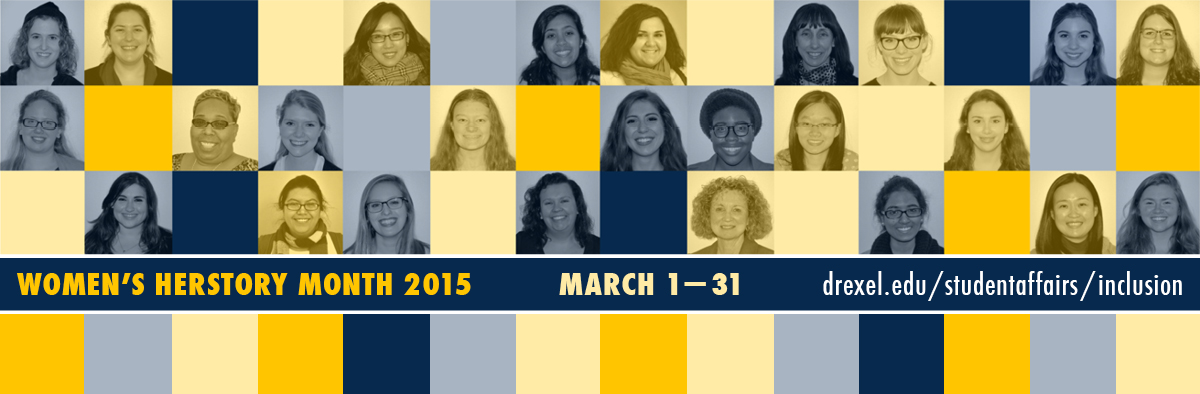 Womens Herstory Month 2015