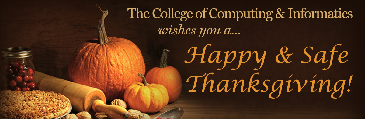 Happy Thanksgiving from CCI