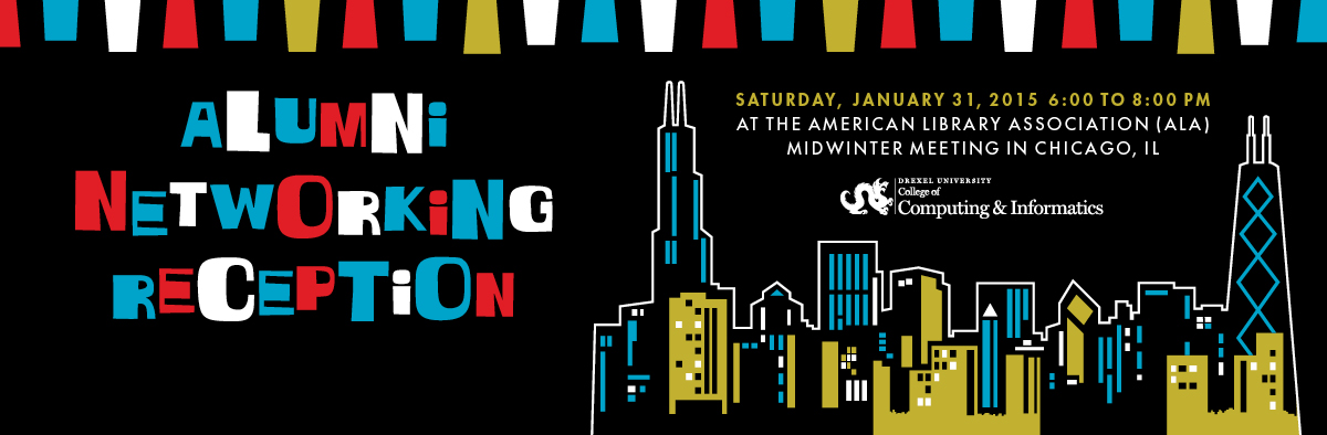 CCI Alumni Networking Reception at ALA Midwinter 2015