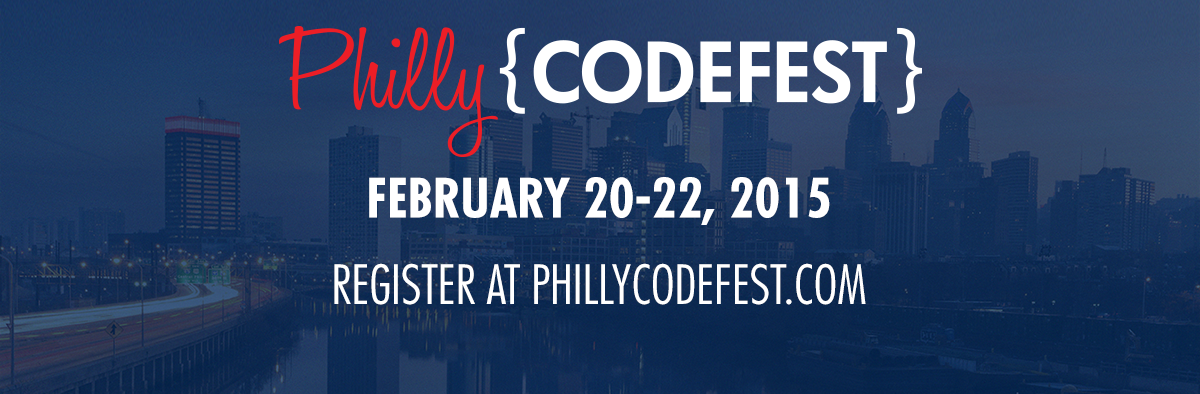 Philly Codefest 2015