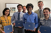 Computer Science Department Presents 2019 Student Awards image