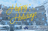 Happy Holidays from CCI