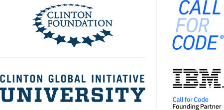 Clinton Foundation - Clinton Global Initiative University - Call for Code - IBM Call for Code Founding Partner