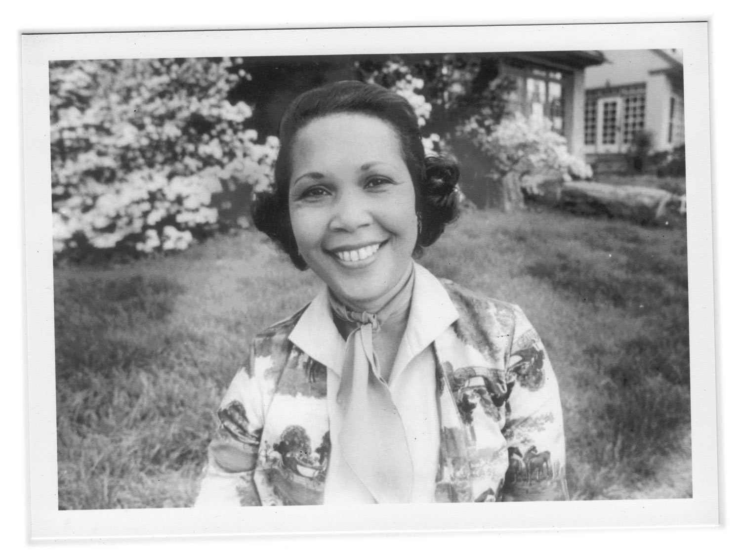 Barbara Johns in an undated photo. The lawsuit she helped lead was the only one of the five consolidated into Brown v. Board of Education that originated with students.Credit...via Moton Museum