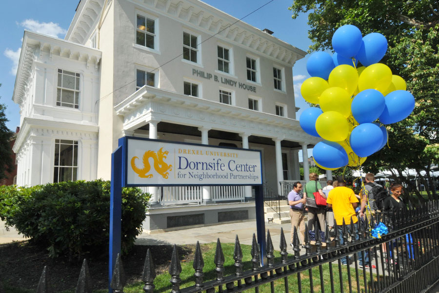 Dornsife Center Opening