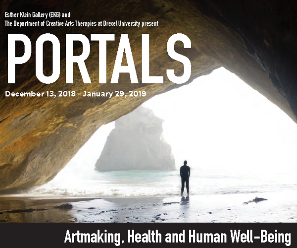 Portals: Artmaking, Health and Human Well-Being