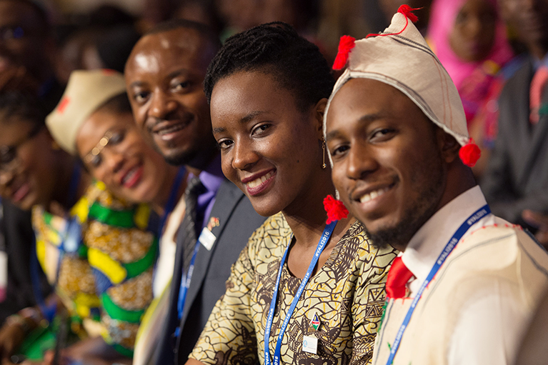 Mandela Fellows, Young African Leaders
