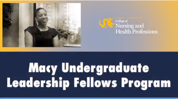 Macy Undergraduate Leadership Fellows Program