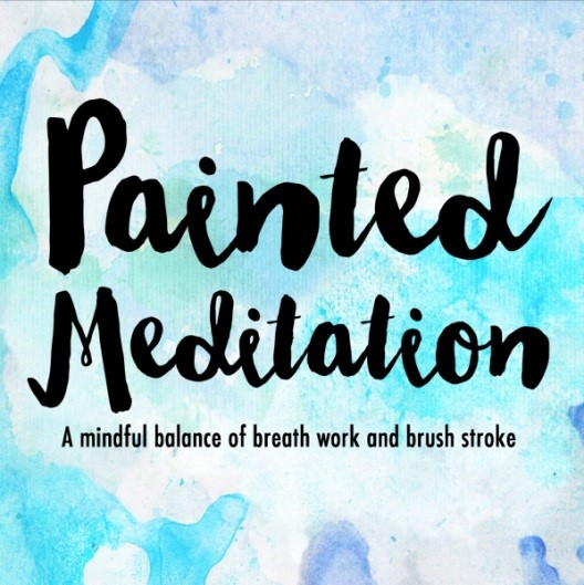 Painted Meditation logo