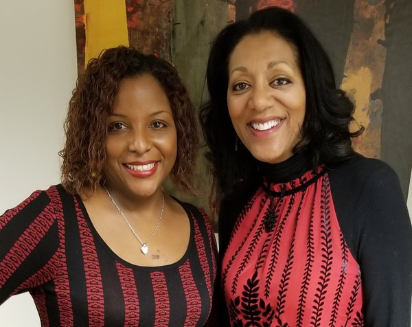 Chalice Jenkins, PhD and Veronica Carey, PhD
