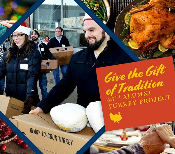 45th Annual AlumniTurkey Project