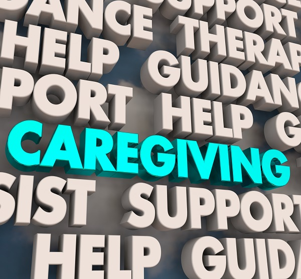 Caregiving graphic