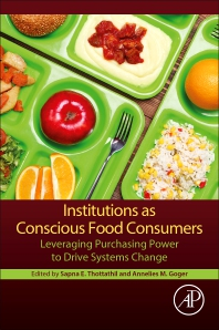 Cover of the book Institutions as Conscious Food Consumers