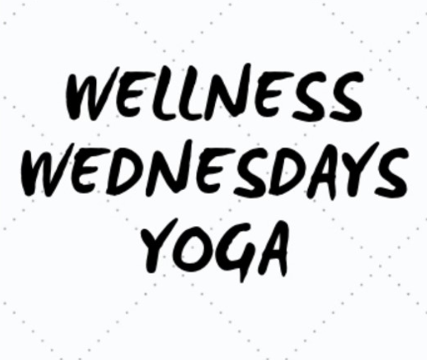 Wellness Wednesday graphic