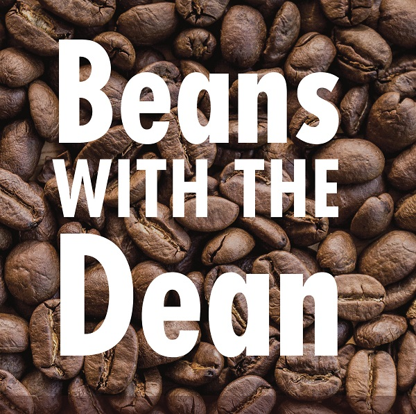 Beans with the Dean graphic