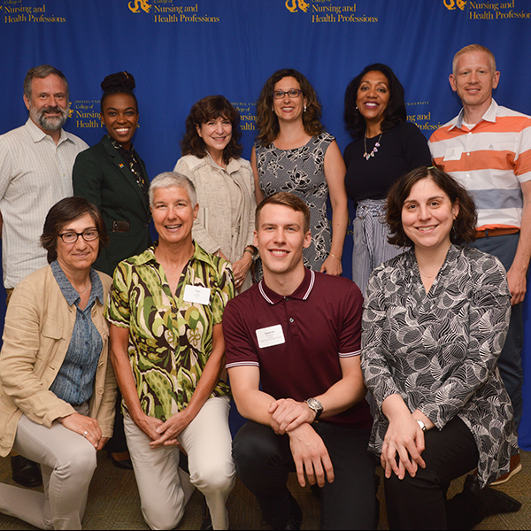 Board members and preseters of SAGECare event on May 29, 2019