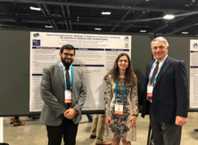 Lisa Chiarello, PT, PhD, FAPTA and Bob Palisano, PT, ScD, FAPTA, and Mohammed Alghamdi, PT, MS (PhD candidate in Health and Rehabilitation Sciences)