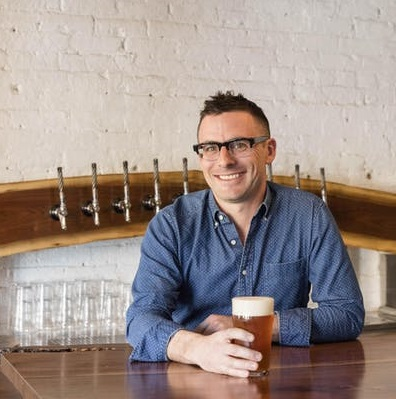 Joshua Bernstein, author of Drink Better Beer: Discover the Secrets of the Brewing Experts