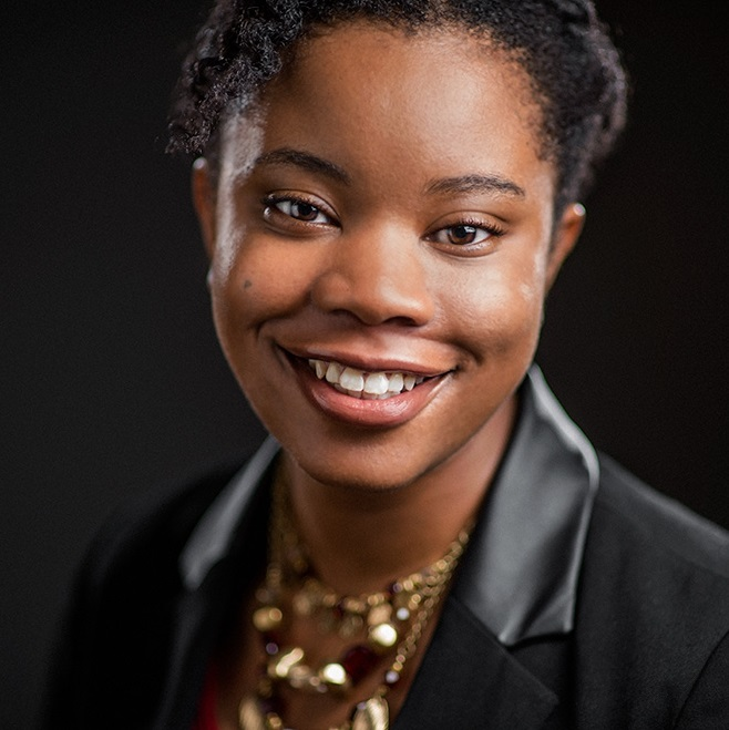 Elease McLaurin, PhD, a postdoctoral research fellow in the Health Systems and Sciences Research department in the College of Nursing and Health Professions at Drexel University.