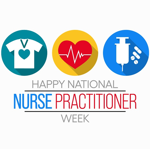 Graphic for National Nurse Practitioner Week
