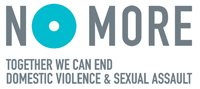No More - Together we can end domestic violence and sexual assault