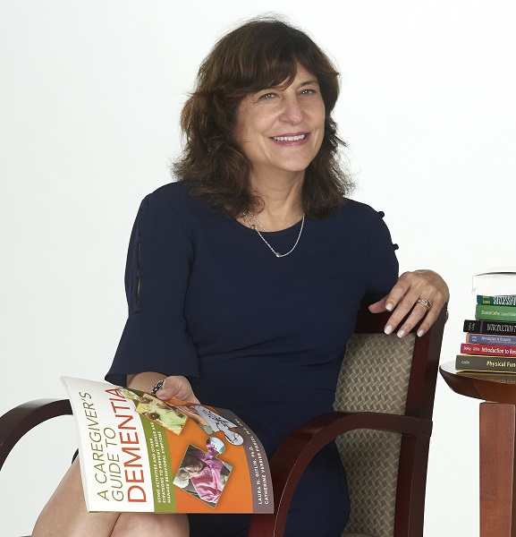 Laura N. Gitlin, PhD, distinguished University professor and dean