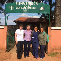 Outreach Paraguay Offers Clinical Experience Abroad