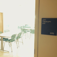 art therapy room
