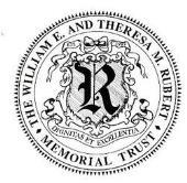 Rubert Scholarship Trust seal