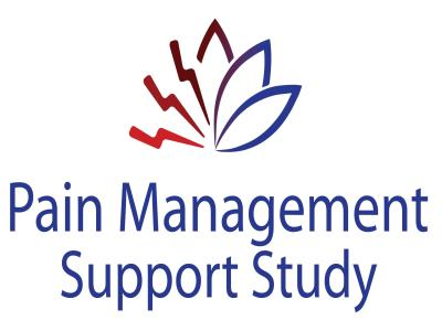 pain management support study logo