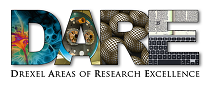 Drexel Areas of Research Excellence (DARE) logo