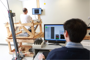 pt research wood machine