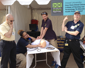 Carnival Simulation Team Dummy