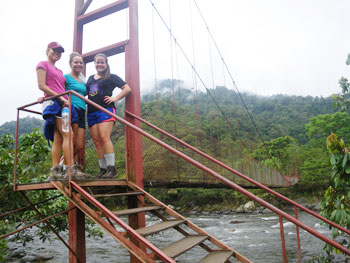 Students Who Studied in Costa Rica