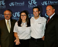 Drexel EMS wins Student Organization of the Year